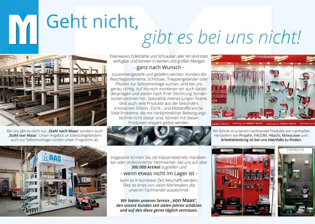 2015-04-13 - Maas Firmenflyer INNEN